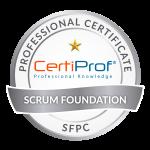 Scrum Foundation Certification CertiProf (SFPC)