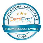 Scrum Product Owner Certification CertiProf (SPOPC)